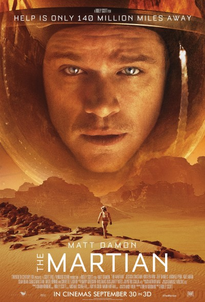 The Martian Poster #2