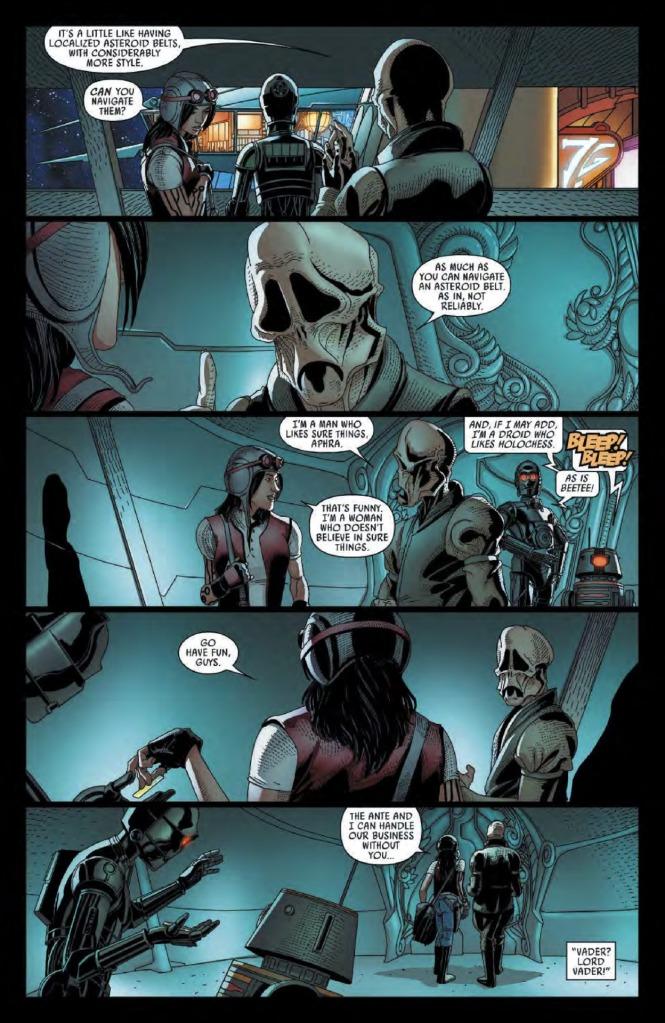 Darth Vader #11 Page 3