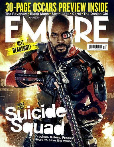Empire Magazine Deadshot Image