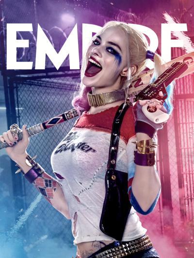 Empire Magazine Harley Quinn 2 Image