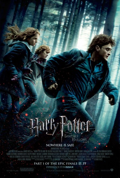Harry Potter and the Deathly Hallows Part I Poster