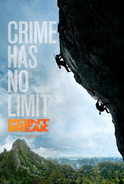 Point Break Poster #3