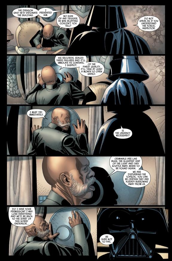 Star Wars Darth Vader #10 Page D
