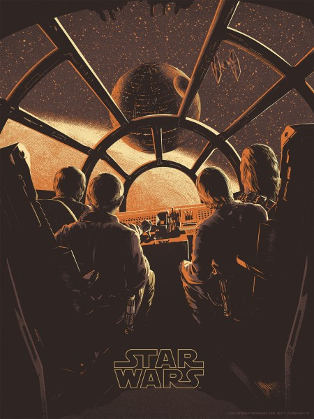 Star Wars Fan Poster