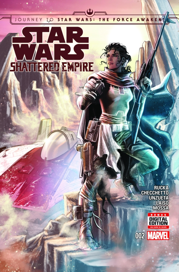 Star Wars Shattered Empire #2 Cover A