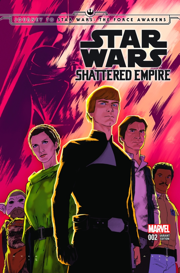 Star Wars Shattered Empire #2 Cover B