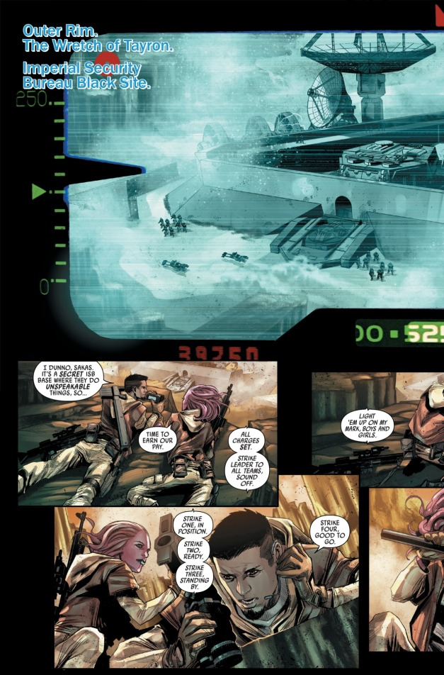 Star Wars Shattered Empire #3 Page 2