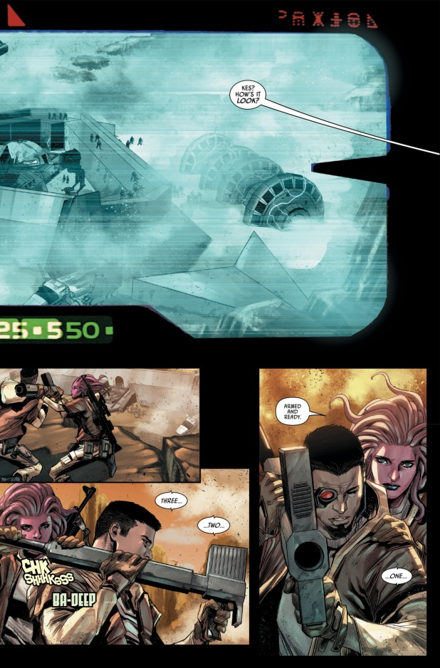 Star Wars Shattered Empire #3 Page 3