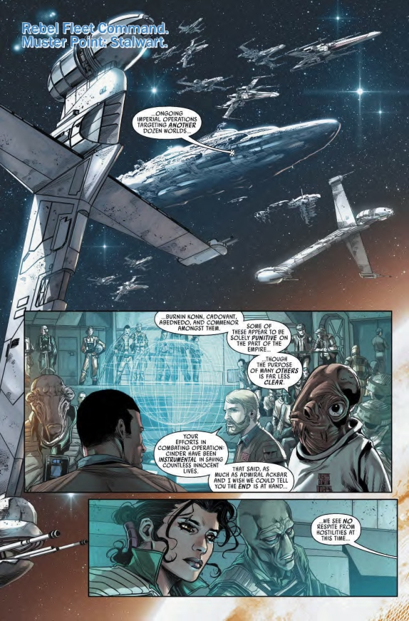 Star Wars Shattered Empire #4 Page 2