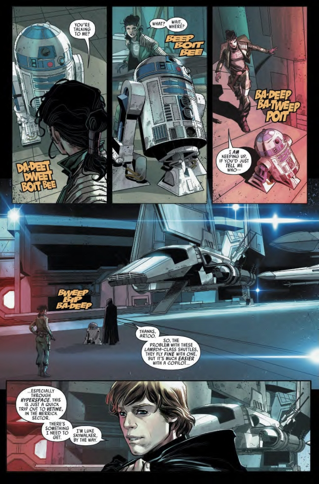 Star Wars Shattered Empire #4 Page 4