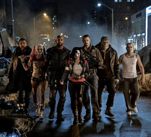 Suicide Squad High Res Images #1