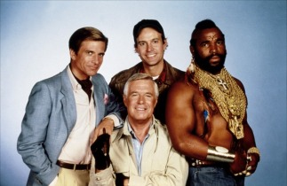 The A-Team 1980's NBC