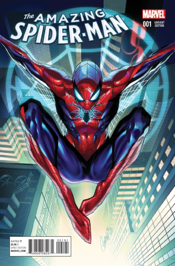 The Amazing Spider-Man #1 Cover J