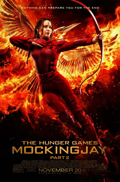 The Hunger Games Mockingjay Part 2 Poster #21