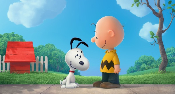 The Peanuts Movie Image #1