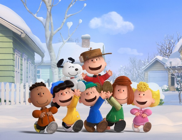 The Peanuts Movie Image #4