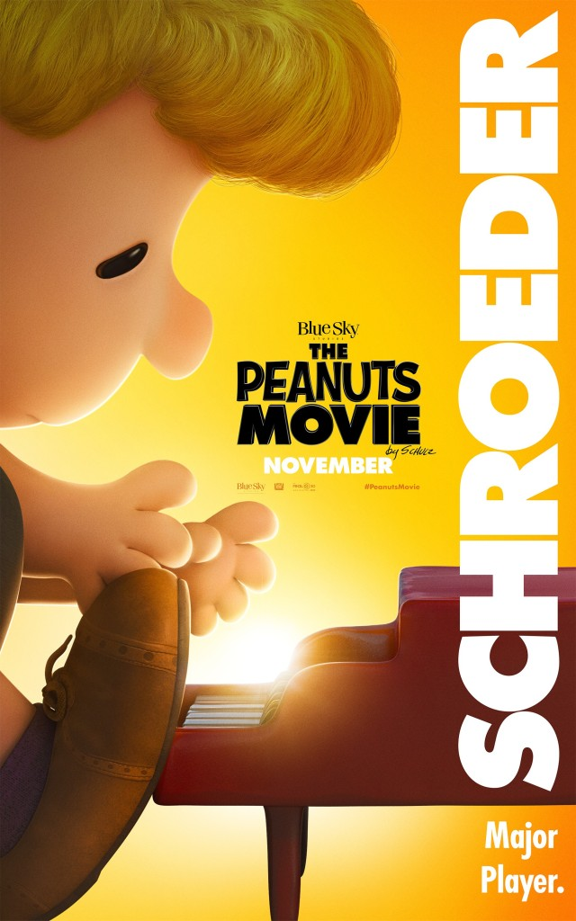 The Peanuts Movie Poster #10