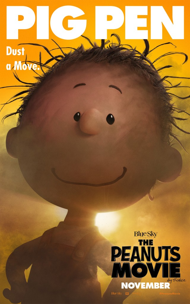 The Peanuts Movie Poster #11