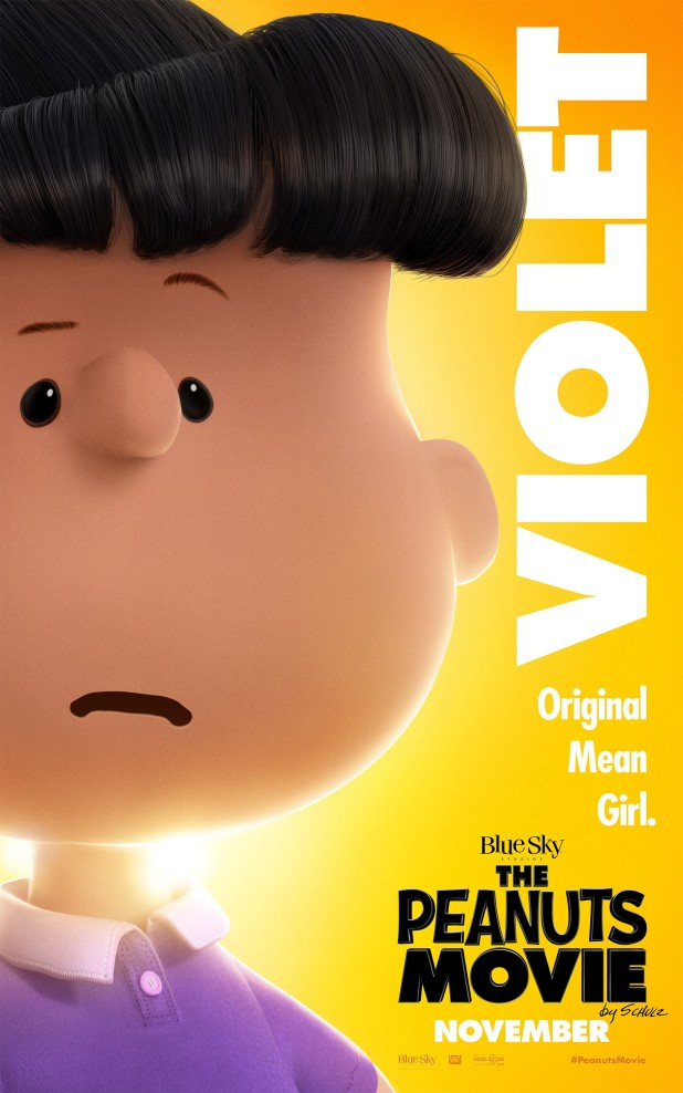 The Peanuts Movie Poster #12