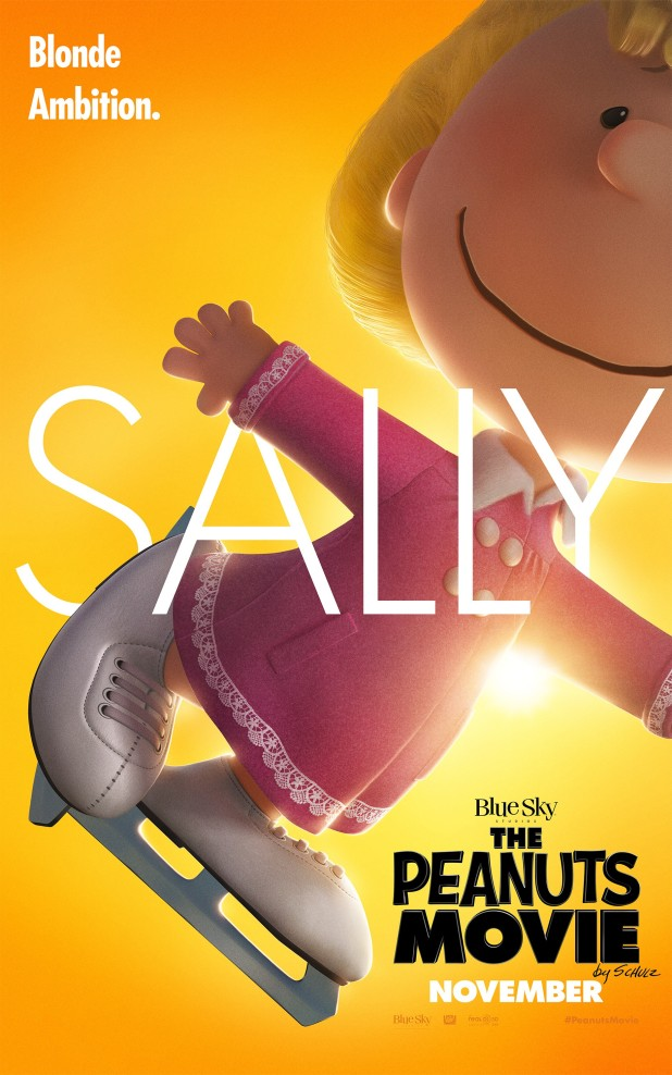 The Peanuts Movie Poster #14