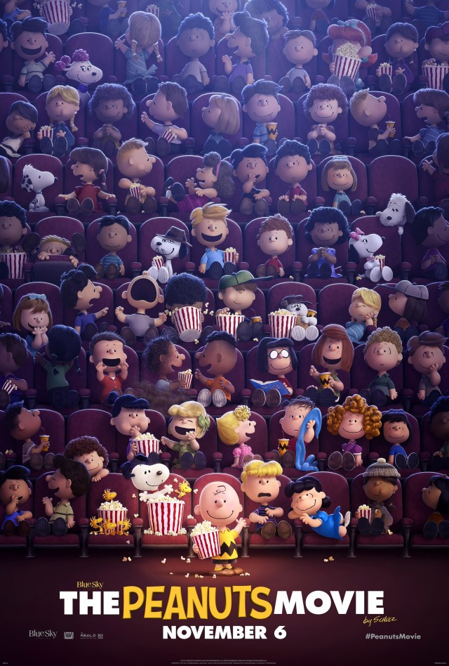 The Peanuts Movie Poster #15