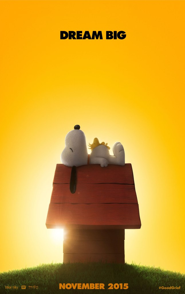The Peanuts Movie Poster #16
