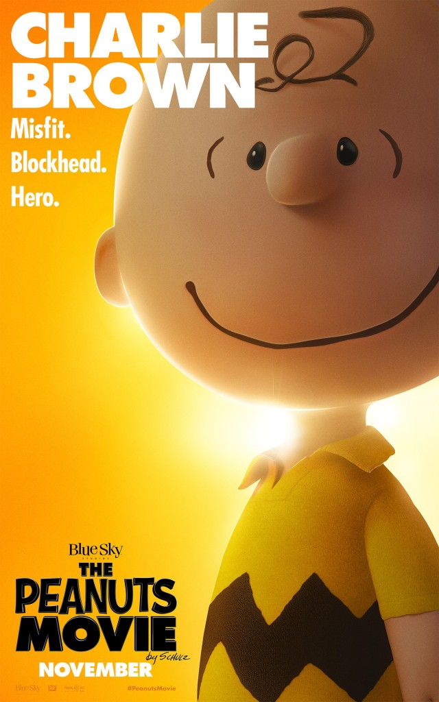 The Peanuts Movie Poster #3