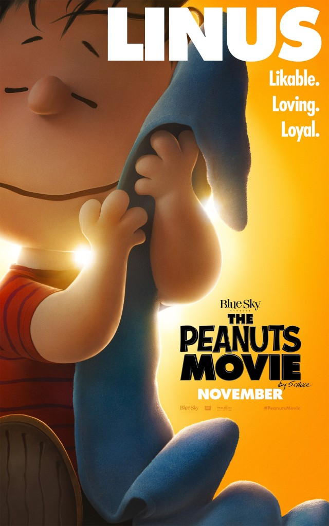 The Peanuts Movie Poster #4