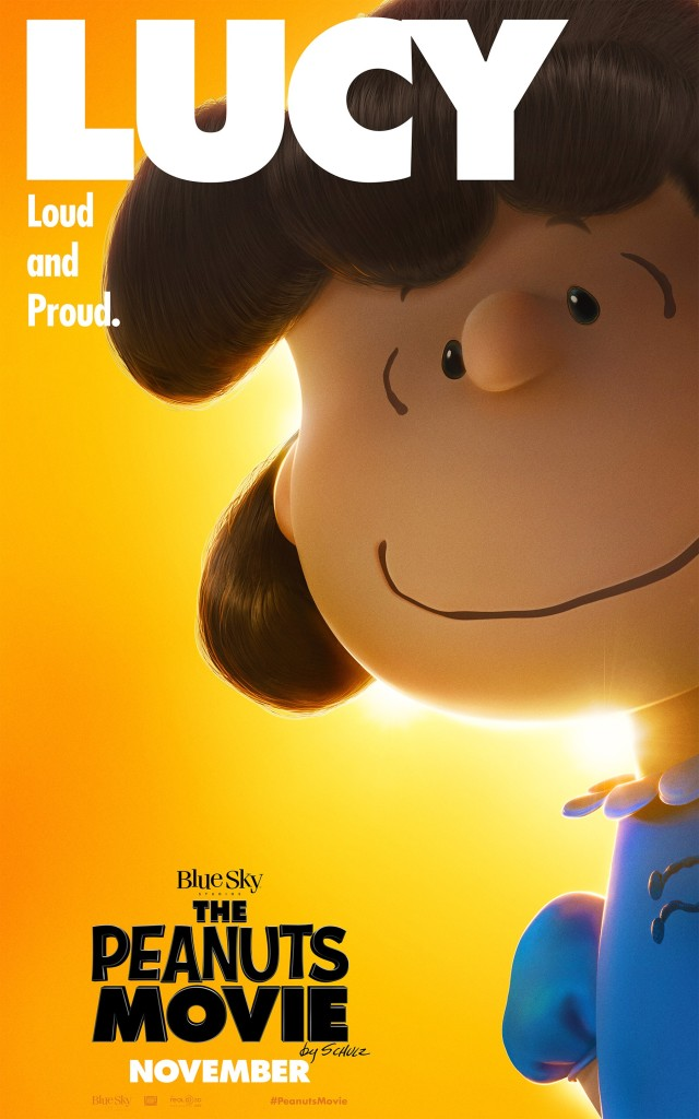 The Peanuts Movie Poster #5