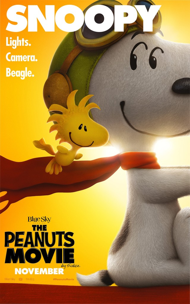The Peanuts Movie Poster #6