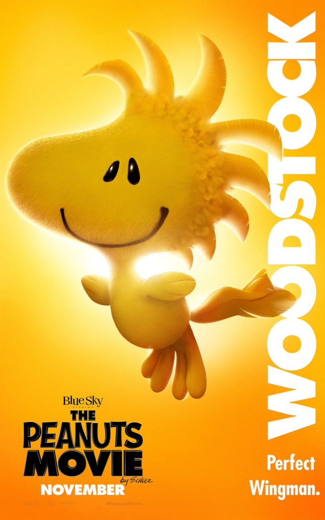 The Peanuts Movie Poster #7