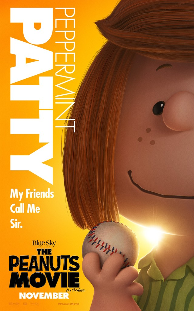 The Peanuts Movie Poster #8