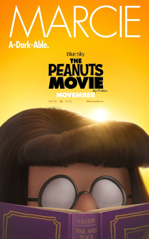 The Peanuts Movie Poster #9