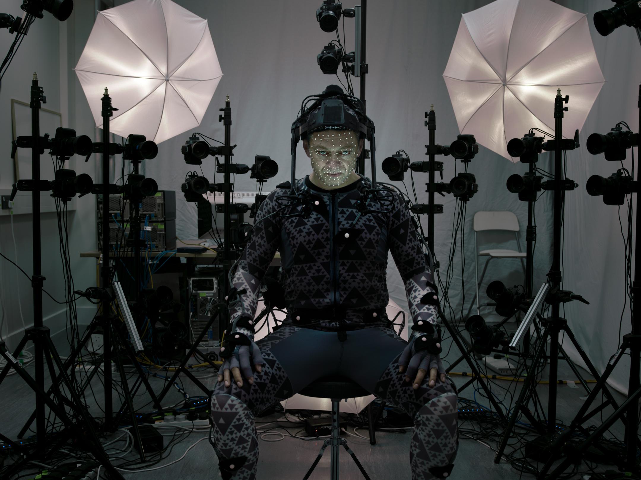 """Andy Serkis Talks About """"Supreme Leader Snoke"""""""