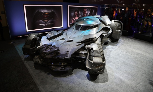 Batman v Superman Batmobile Image #0
