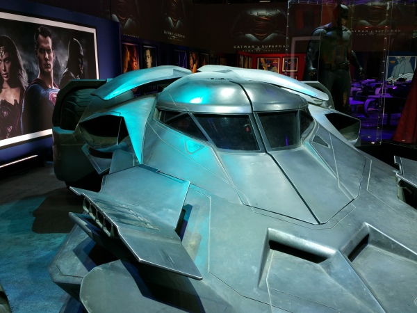 Batman v Superman Batmobile Image #1