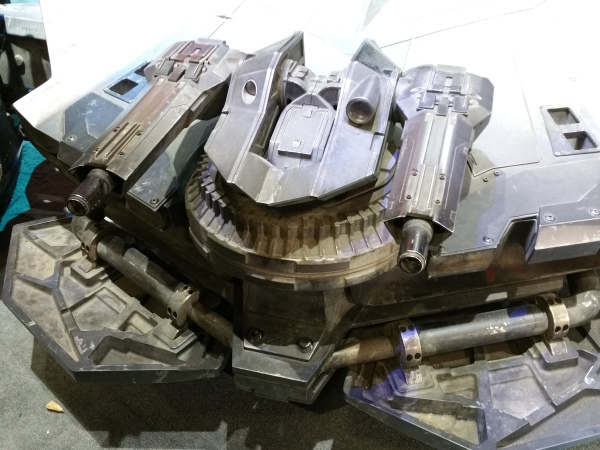 Batman v Superman Batmobile Image #3