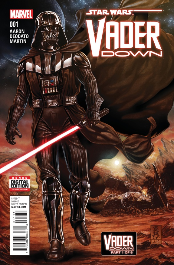 Darth Vader Down #1 Cover A