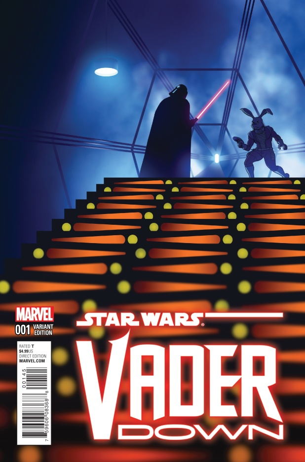 Darth Vader Down #1 Cover D