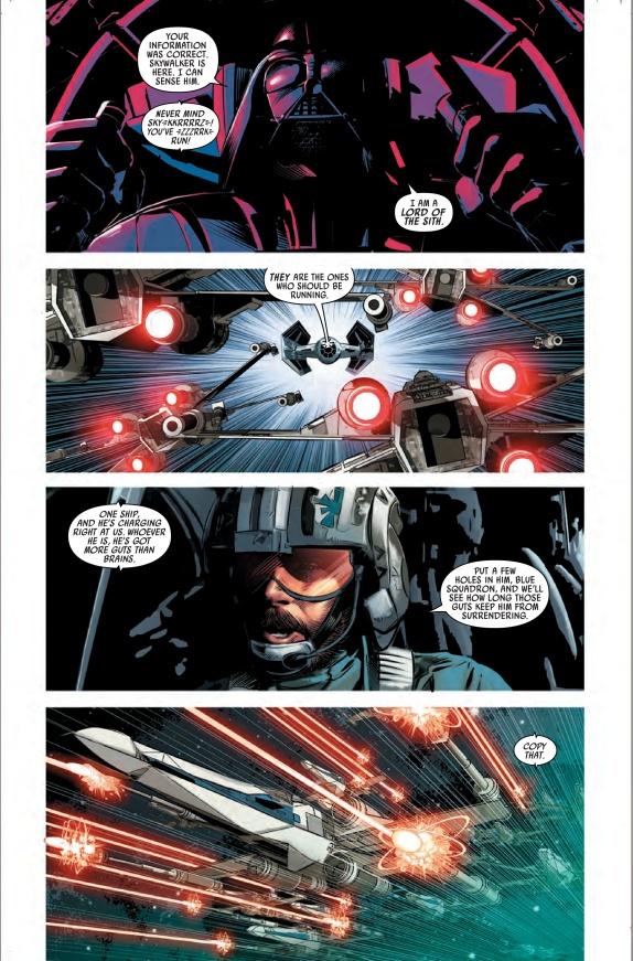 Darth Vader Down #1 Page 2