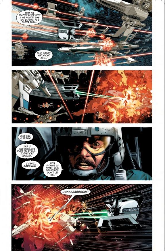 Darth Vader Down #1 Page 3