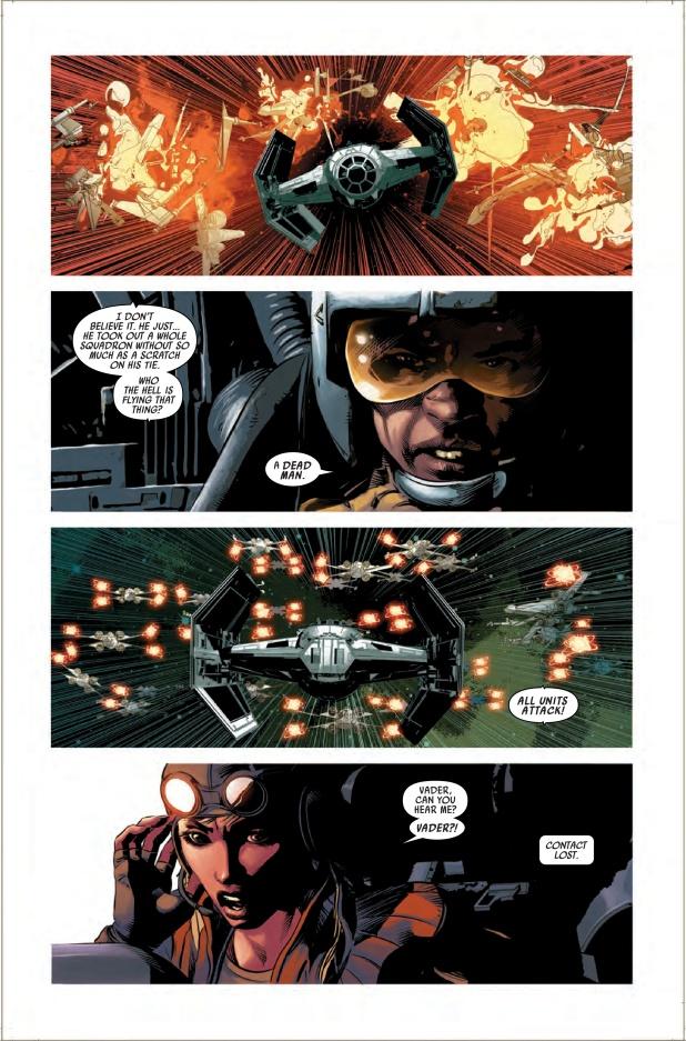 Darth Vader Down #1 Page 4