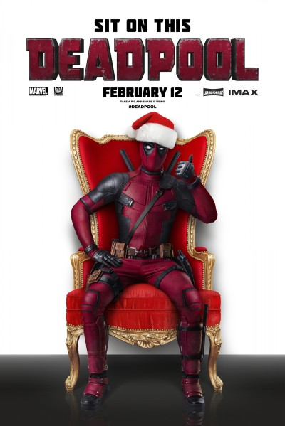 Deadpool Poster #2