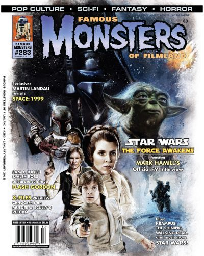 Famous Monsters of Filmland Magazine Image #2