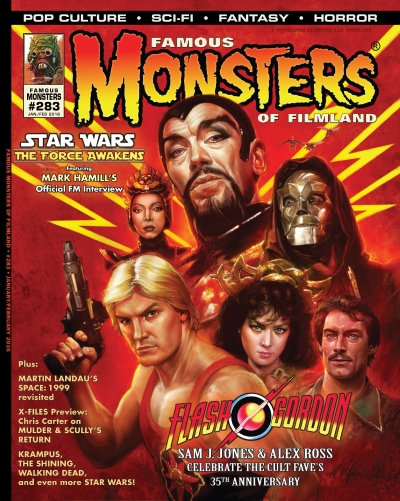 Famous Monsters of Filmland Magazine Image #3