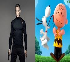 James Bond vs Charlie Brown Weekend