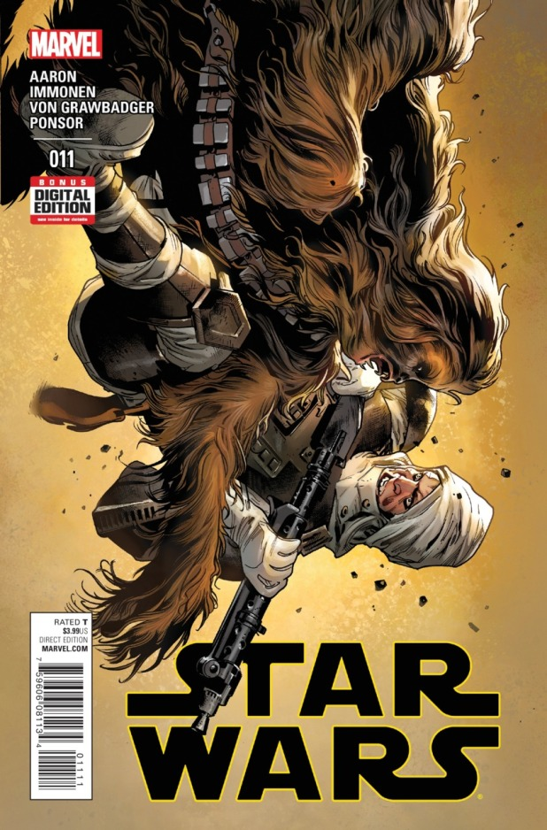 Star Wars #11 Cover A