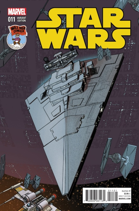 Star Wars #11 Cover B