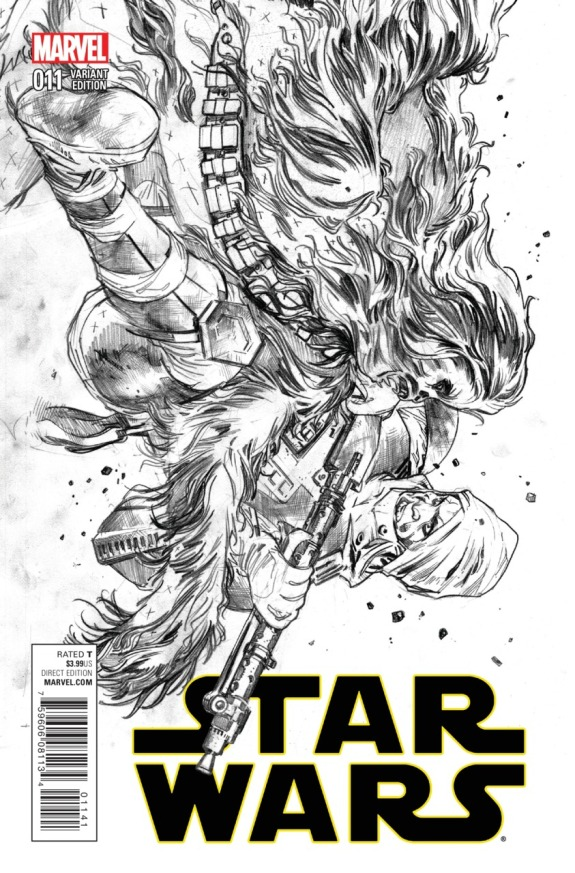 Star Wars #11 Cover C