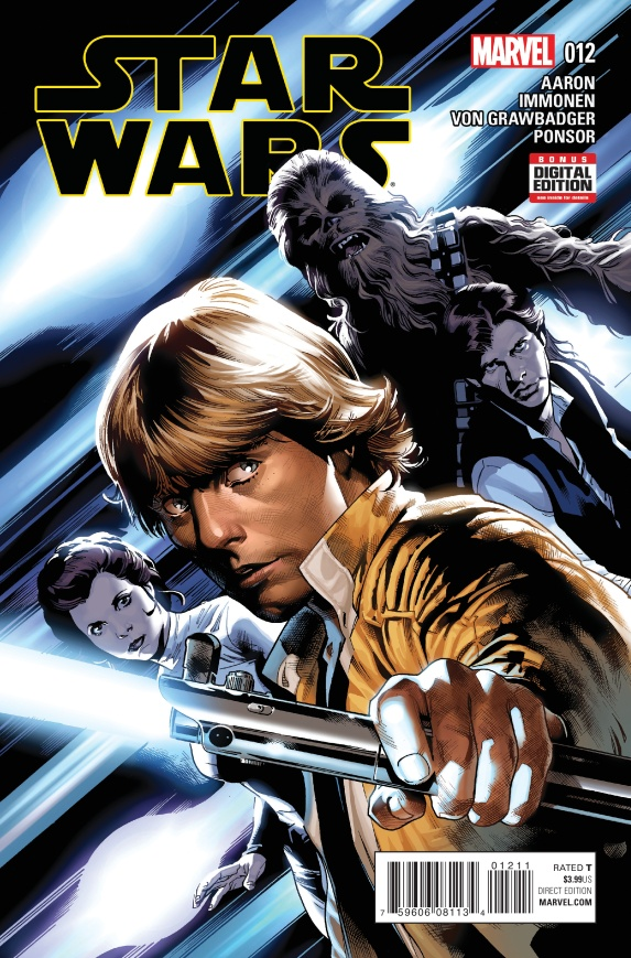 Star Wars #12 Cover A